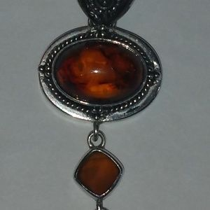 Sterling Silver Necklace Pendant